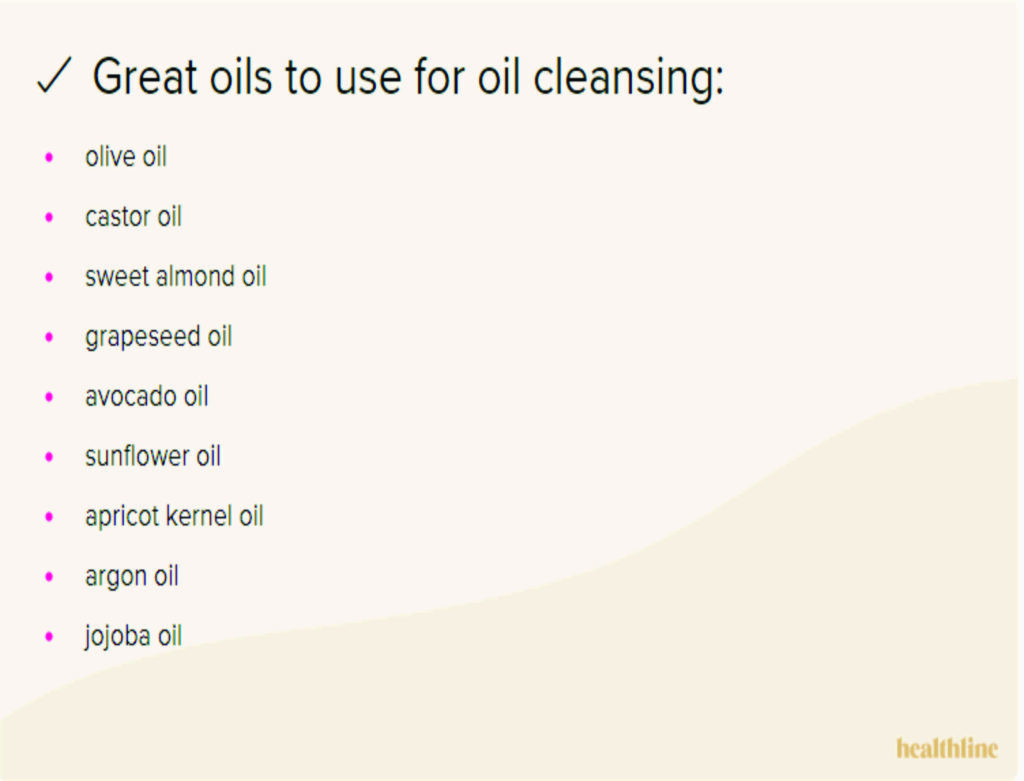Everything You Need to Know About the Oil Cleansing Method